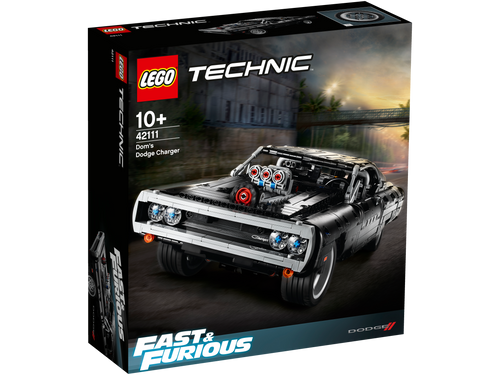 LEGO  Dom's Dodge Charger - 42111