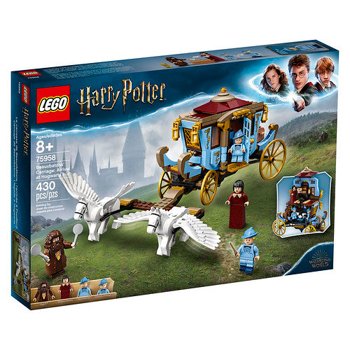 Beauxbatons' Carriage: Arrival At Hogwarts - 75958-LEGO Harry Potter-Il Mattoncino