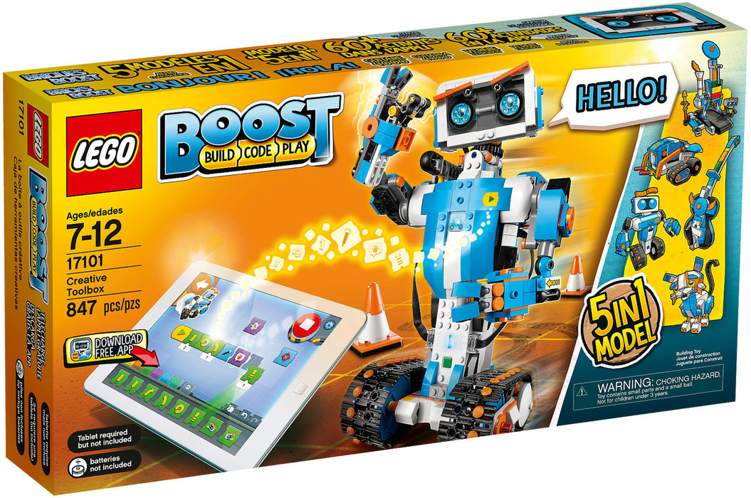 LEGO  Boost Toolbox creativa - 17101