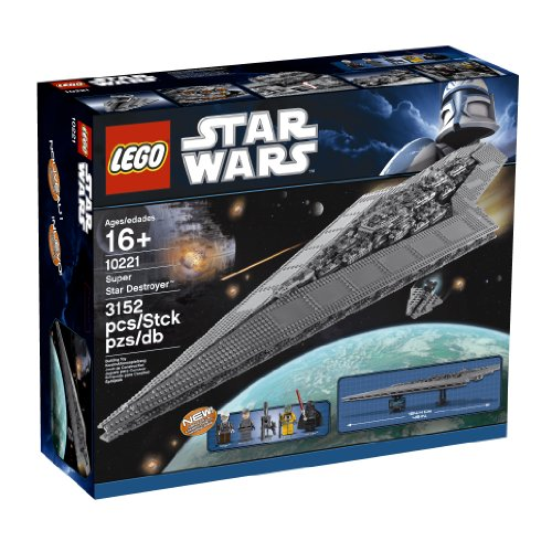 LEGO  Super Star Destroyer - 10221
