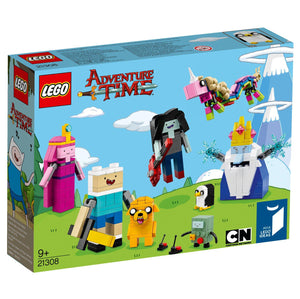 Adventure Time - 21308-LEGO Ideas-Il Mattoncino