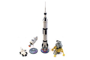 Saturn V Moon Mission USATO - 7468
