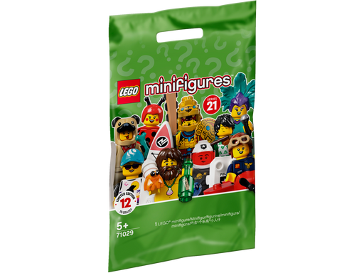 LEGO  Bustina casuale Minifigures Serie 21 - 71029