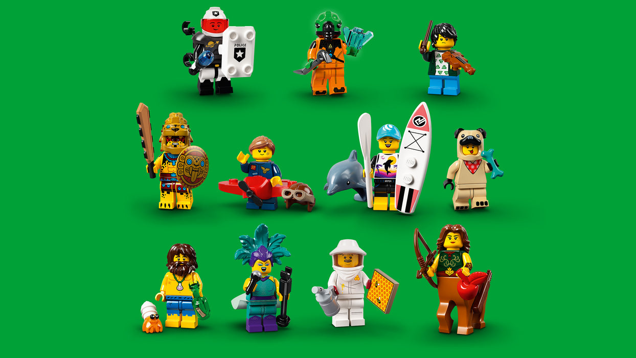 LEGO  Paddle Surfer - 01 - Serie 21 - 71029