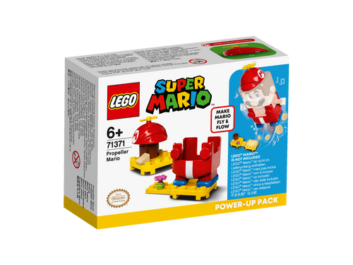 Mario elica - Power Up Pack - 71371