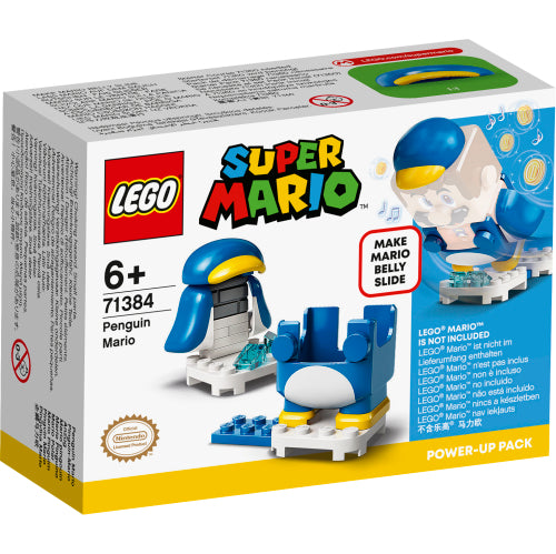 LEGO  Mario pinguino - Power Up Pack - 71384