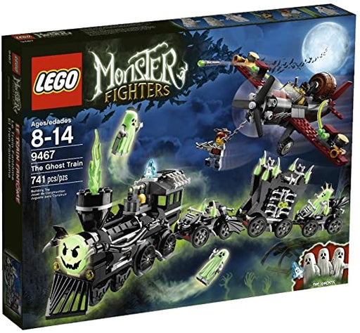 LEGO  The Ghost Train - 9467