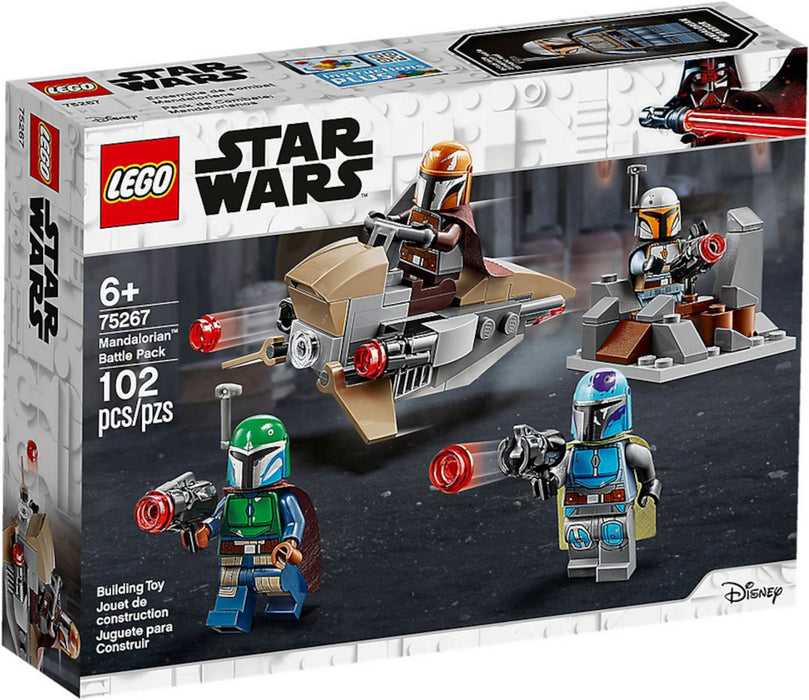 LEGO  Battle Pack Mandalorian™ - 75267