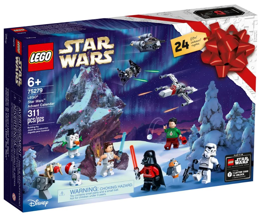 Calendario dell'Avvento LEGO® Star Wars™ - 75279