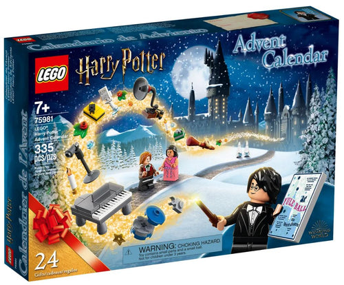 LEGO  Calendario dell'Avvento LEGO® Harry Potter™ - 75981