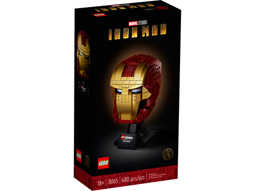 Casco di Iron Man - 76165