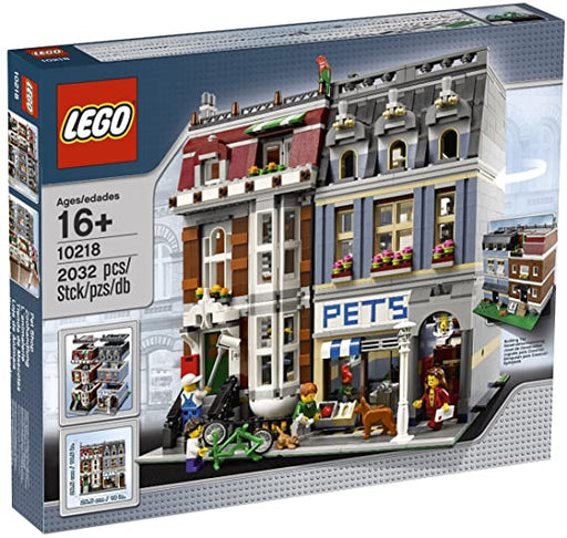 LEGO  Pet Shop - 10218