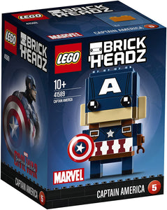 Captain America - Brickheadz - 41589