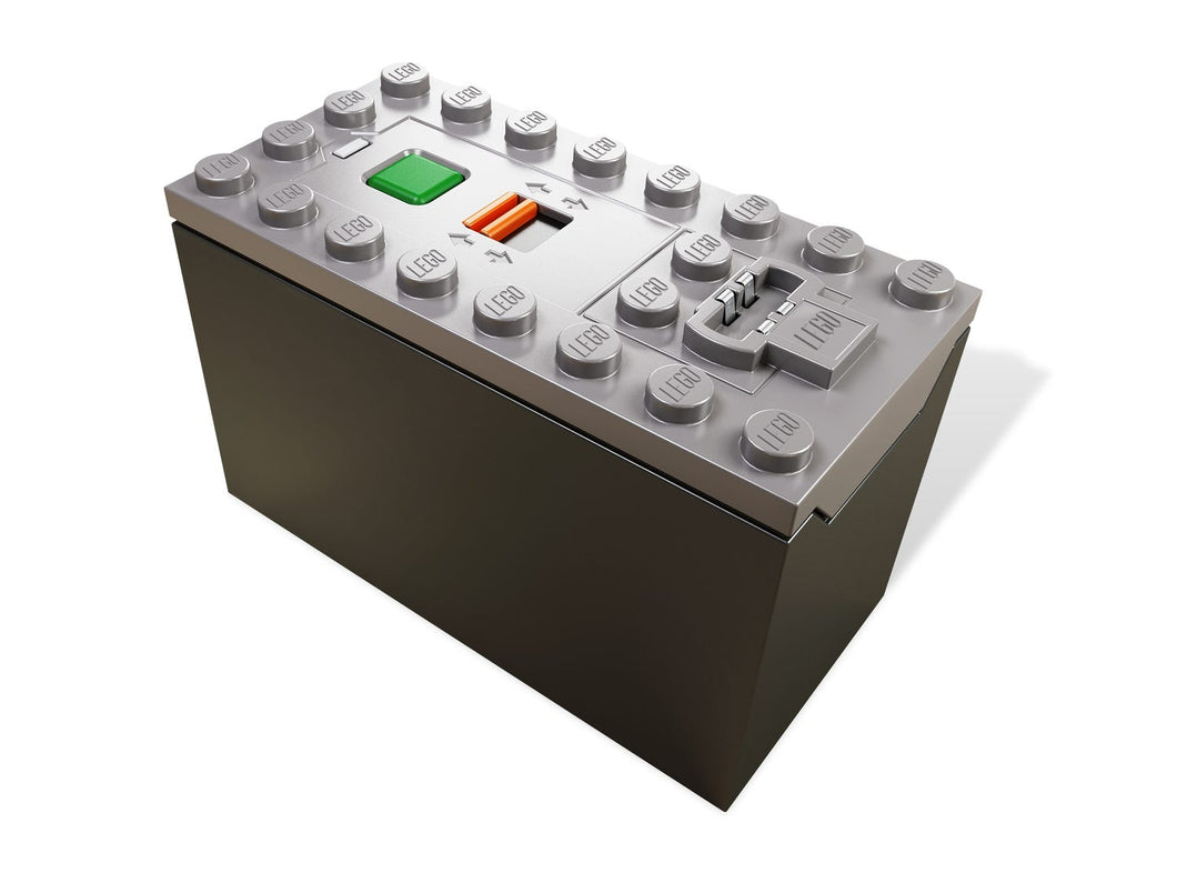 Vano batterie AAA LEGO® Power Functions - 88000-LEGO Power Functions-Il Mattoncino