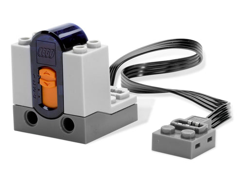 Ricevitore IR RX Power Functions - 8884-LEGO Power Functions-Il Mattoncino