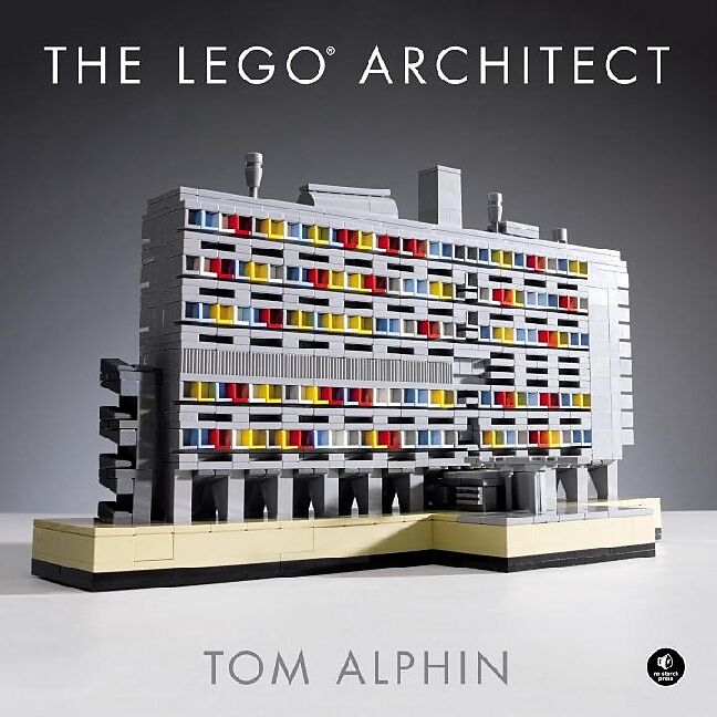 The LEGO Architect - Tom Alphin