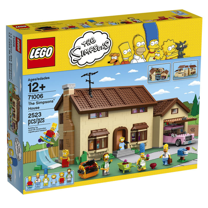 The Simpsons™ House - 71006