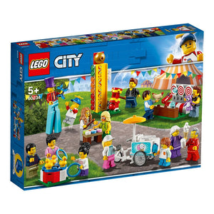 People Pack - Luna Park - 60234-LEGO City-Il Mattoncino