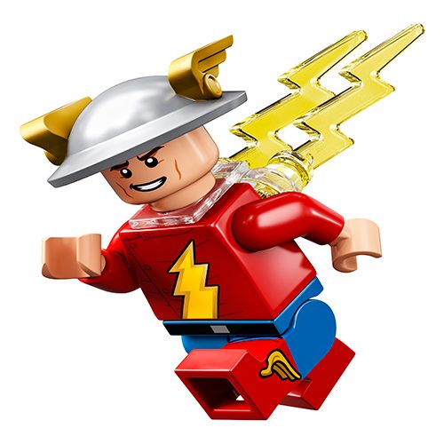 Flash, Jay Garrick 15 - DC Comics Minifigures - 71026
