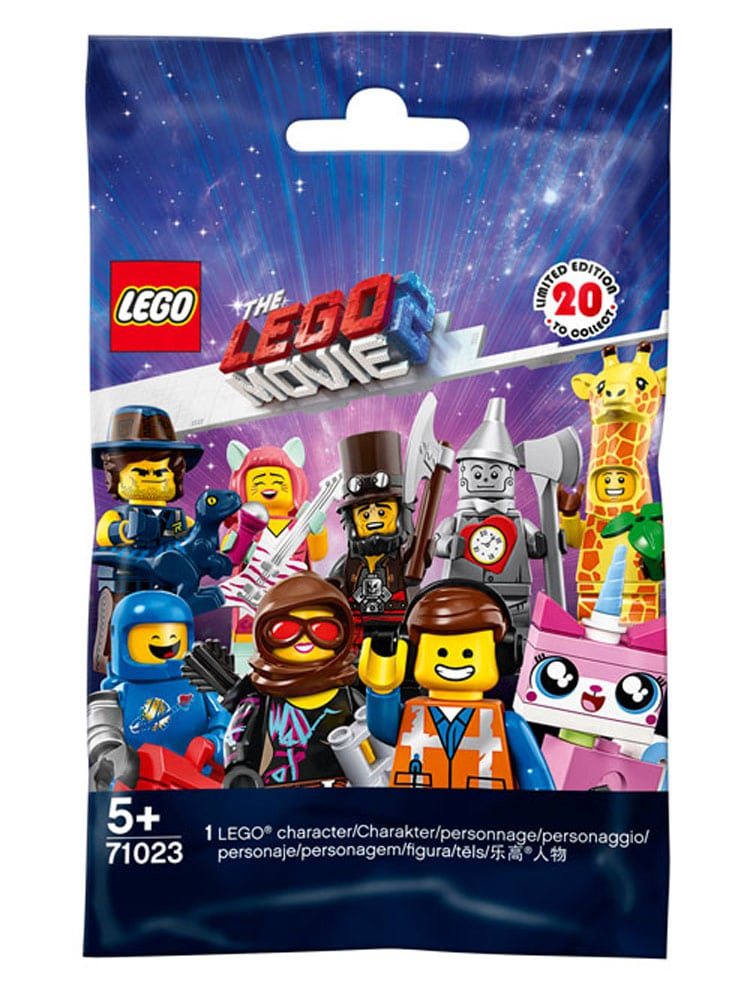 Bustina casuale The LEGO Movie 2-LEGO Movie 2-Il Mattoncino