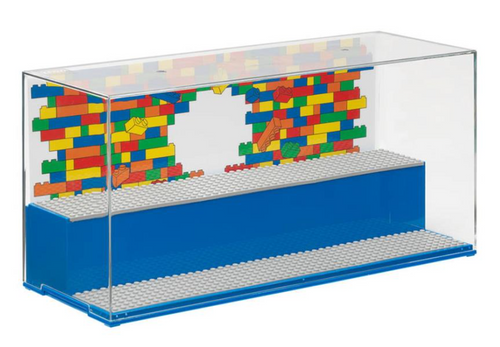 LEGO Play & Display Case - Blu - ROOM Copenhagen