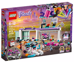 Officina creativa - 41351-LEGO Friends-Il Mattoncino