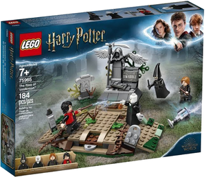 The Rise Of Voldemort - 75965-LEGO Harry Potter-Il Mattoncino