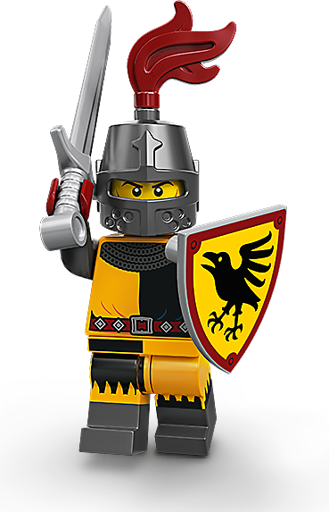 LEGO Minifigures 71027 Knight