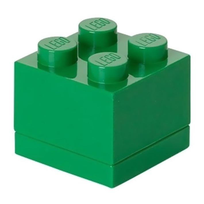 lego mini box verde