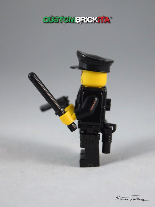 CUSTOMBRICKITA  Comandante Polizia