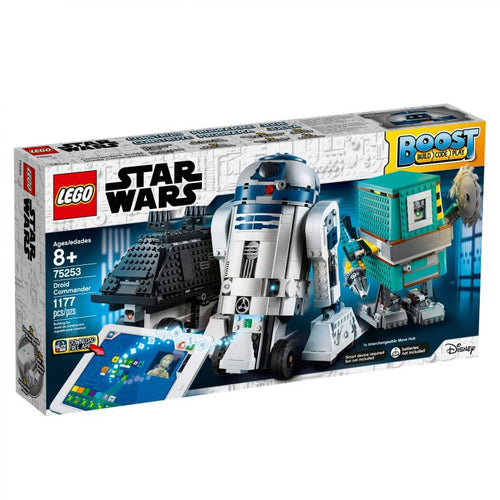 LEGO Star Wars Droid Commander BOOST 75253