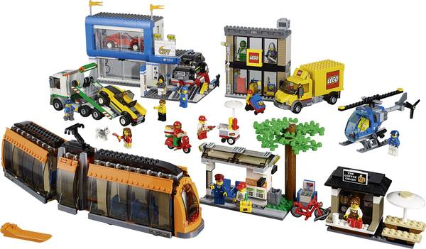 City Town Square - 60097