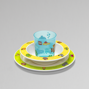 LEGO DUPLO Tableware set 3 pz - 4047