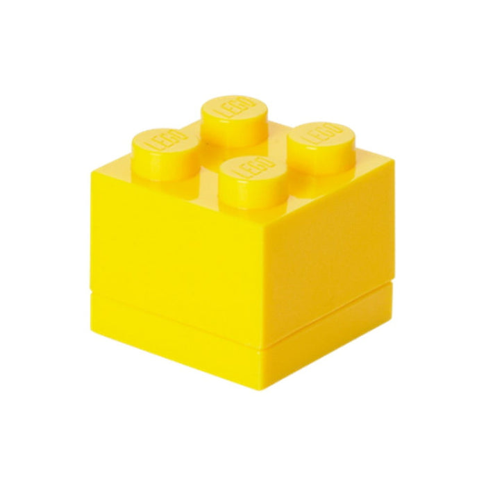 LEGO  ROOM COPENHAGEN Mini-Box Giallo