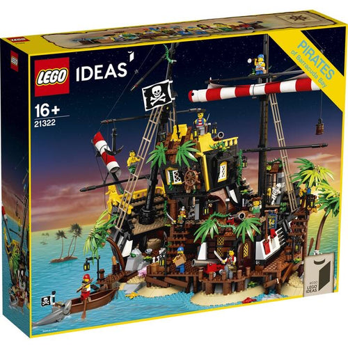 LEGO  I Pirati di Barracuda Bay - 21322