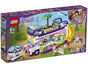 Il bus dell'amicizia - 41395-LEGO Friends-Il Mattoncino