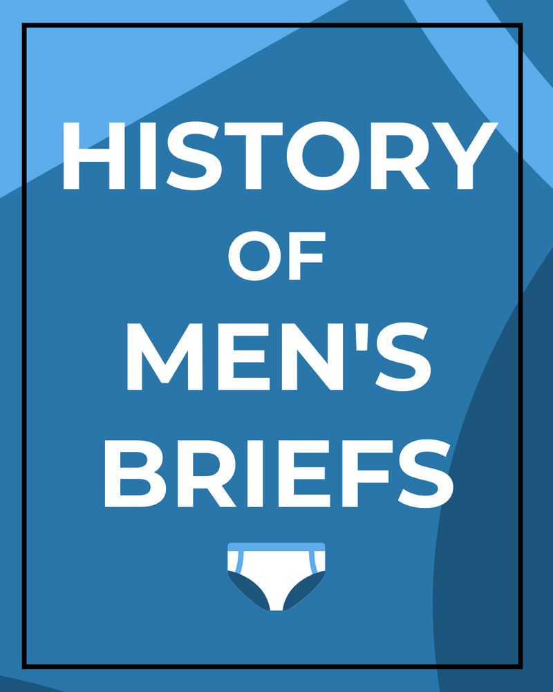 the history of mens briefs