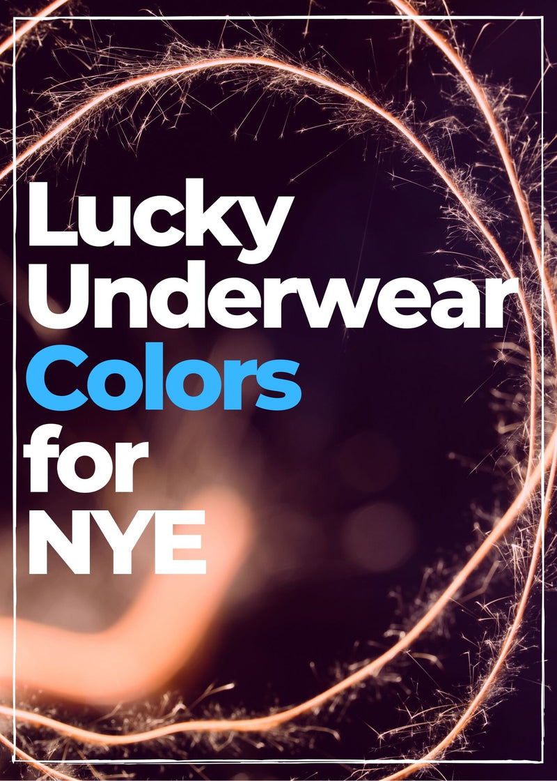 lucky underwear colors for new years eve