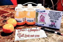"Load image into Gallery viewer, Six (6) Day Supply of D"" Flat Tummy WaterTM=$13.50+shipping"