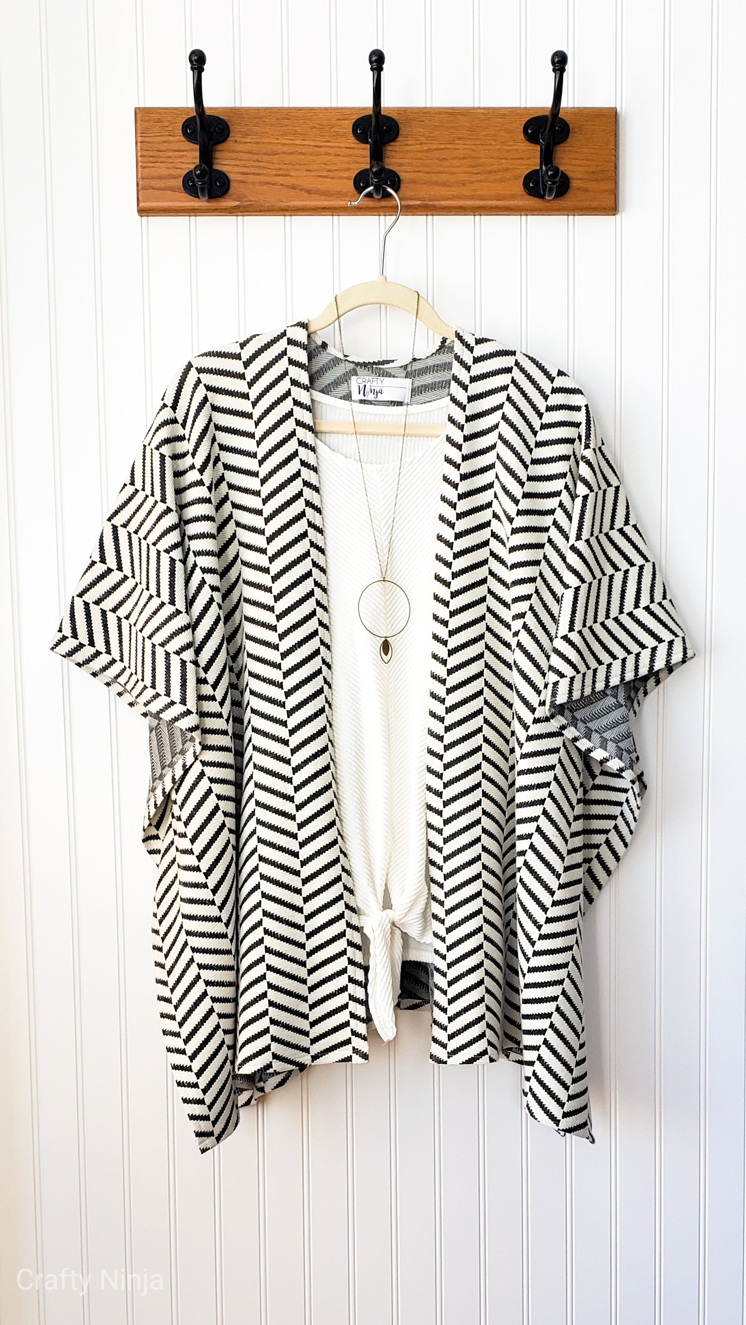 Valerie- Olive Green, White, or Tan Chevron Knit