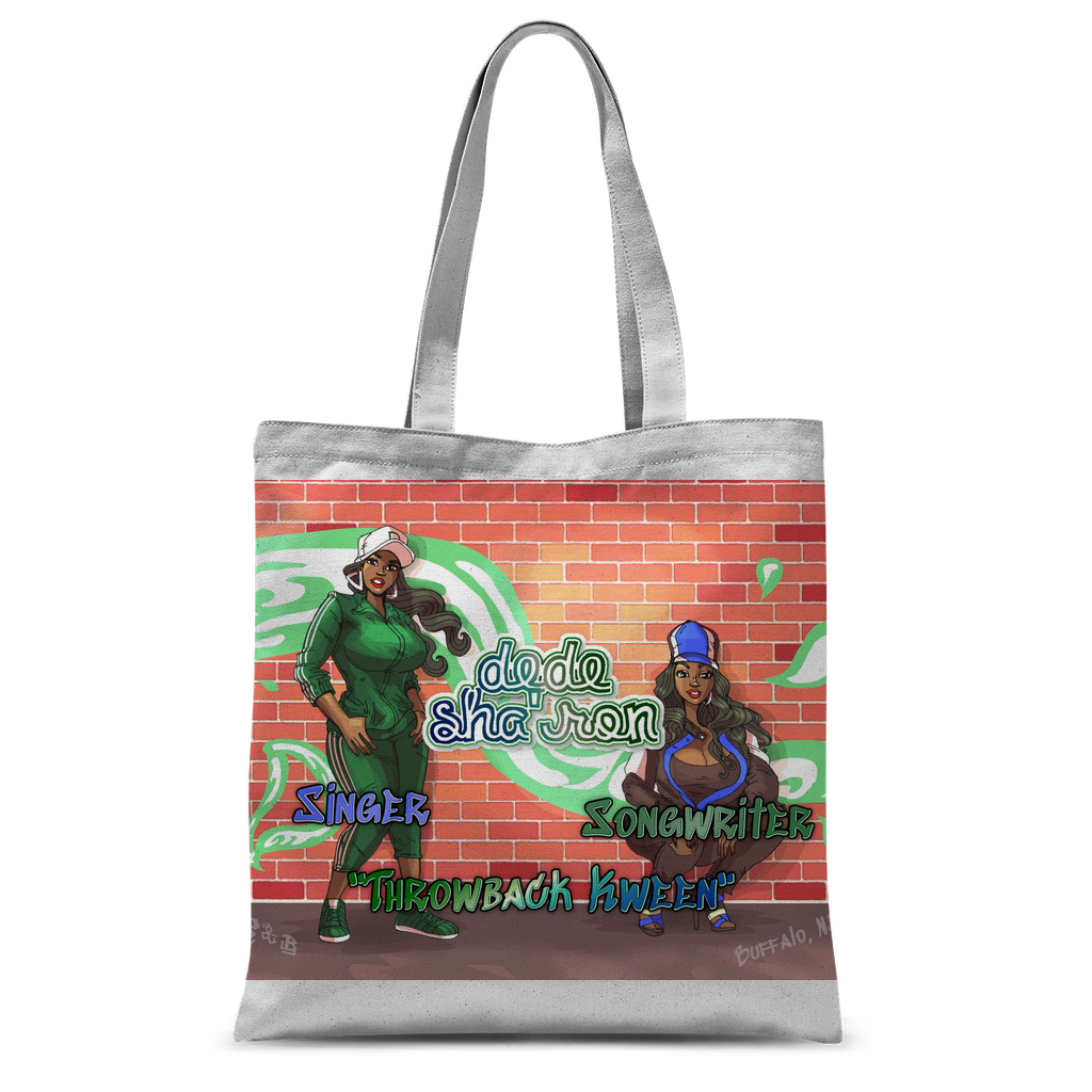 DeDe Toon! Classic Sublimation Tote Bag