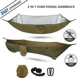 2021 Camping Hammock with New Features