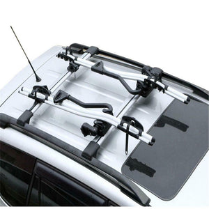 Free Shipping 2X Car 99-105CM Cargo Luggage Kayak Roof Rack Cross Bars For Dodge Journey Renault Koleos Touareg Touran ...
