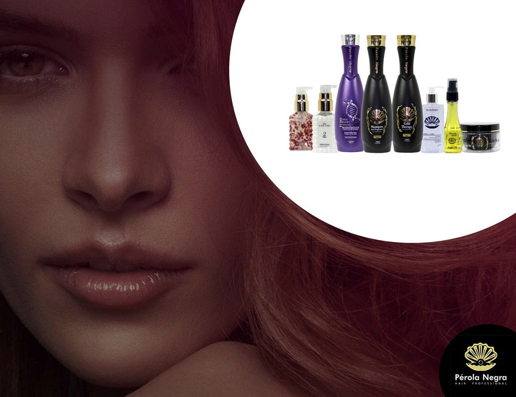 Do you want nourished and defined hair? Meet the Pérola Negra Cosmetics