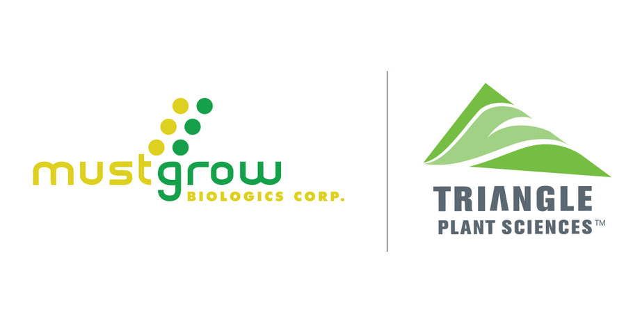 For Canada Triangle Plant Science, MustGrow Sign Technology Agreement