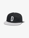 DMND Home Team 6P Strap Back BLK