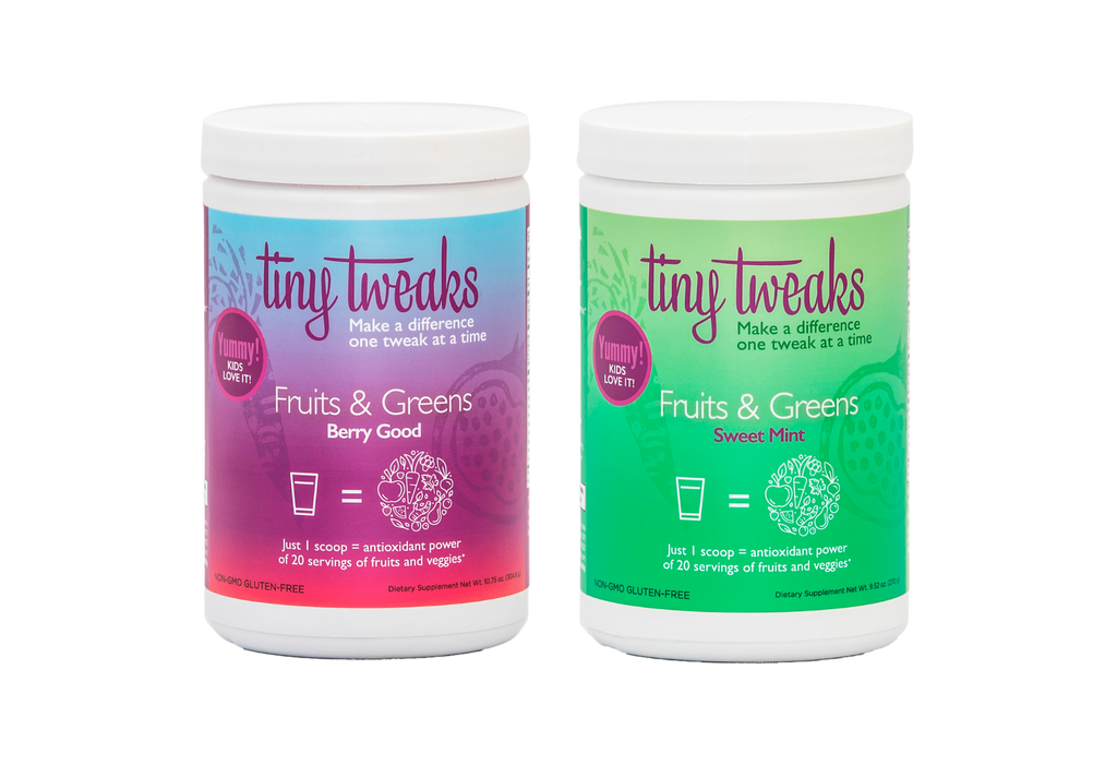 Tiny Tweaks Berry Good and Sweet Mint