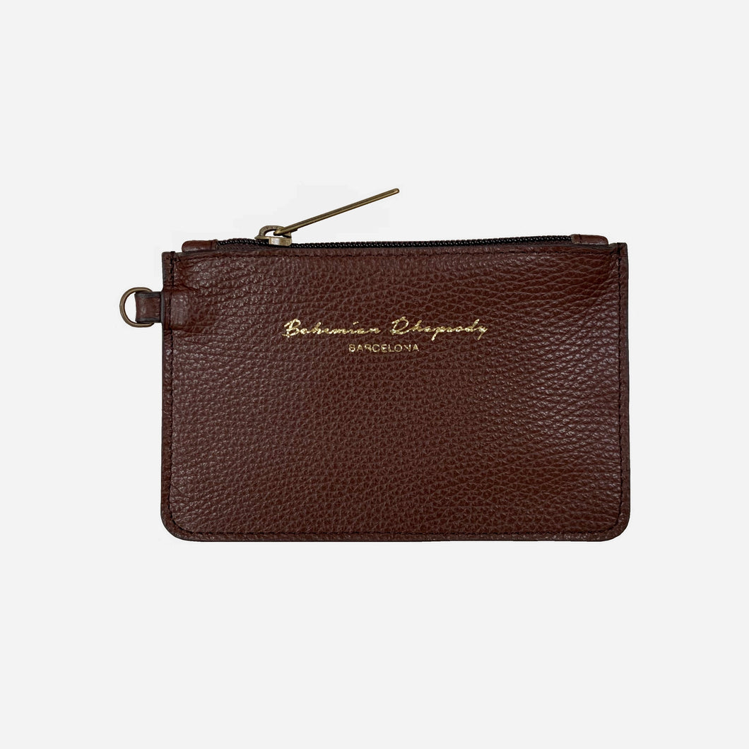 Cartera Niza chocolate