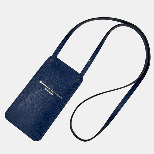 Bolso funda Móvil Barcelona XL classic blue