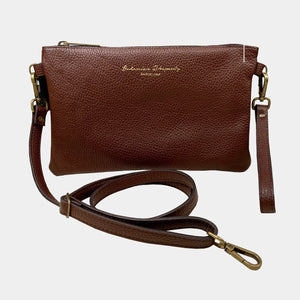 Bolso Clutch Niza chocolate